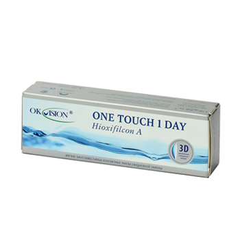 Линзы One Touch 1 Day 30 шт.