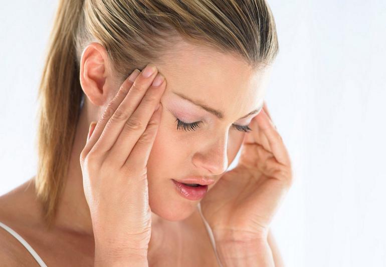 головная боль при движении глазами