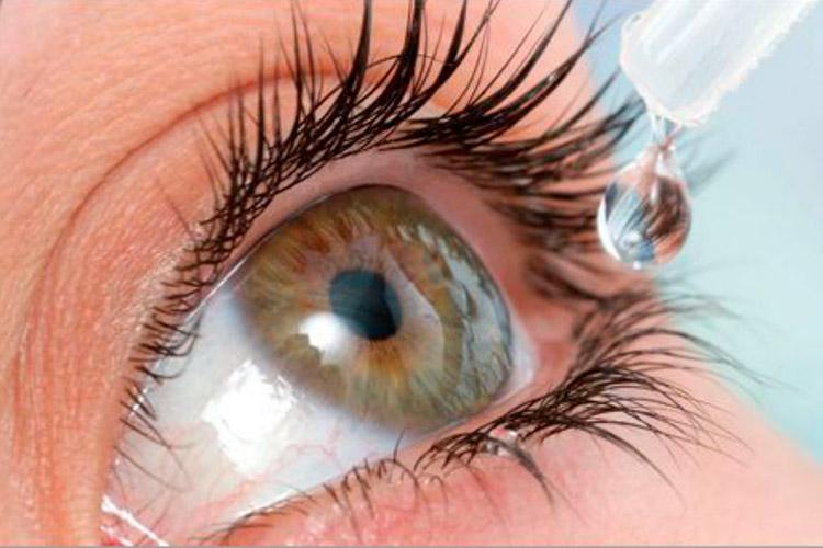 Защитить органы зрения