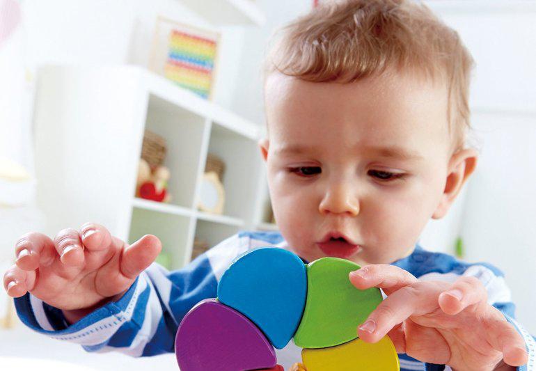 явление восприятия картинки детьми друзья сына