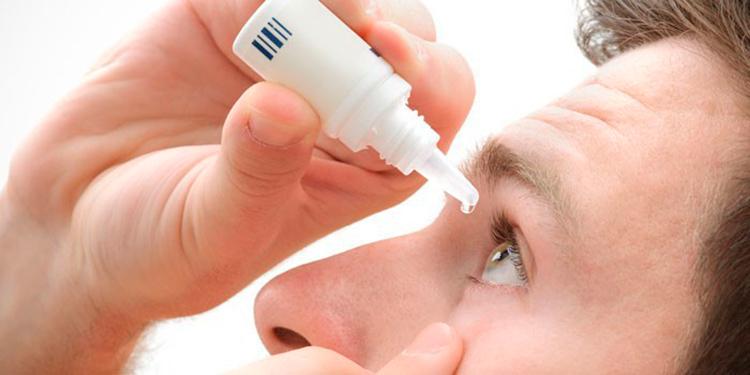 противовирусные для глаз капли