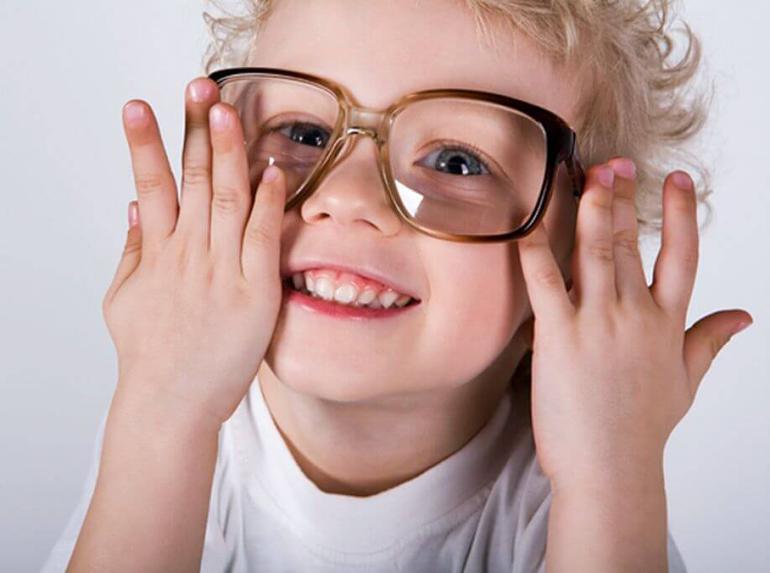 astigmatism on children