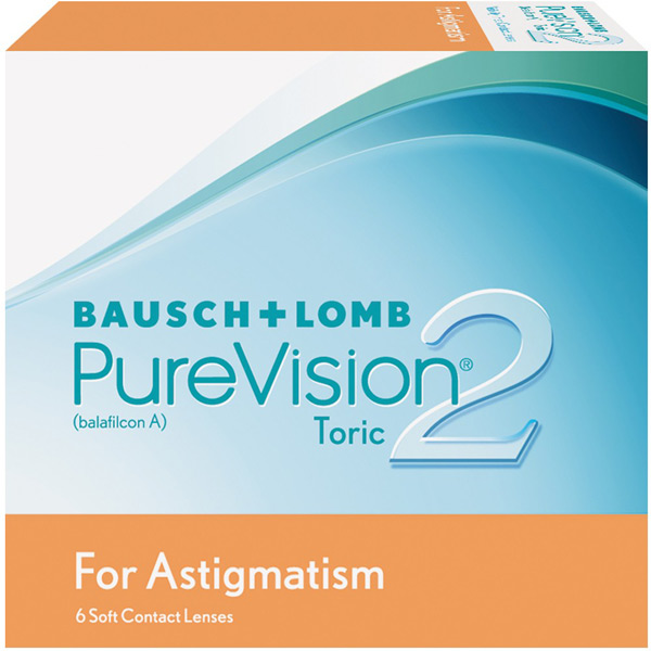 Линзы PureVision 2 for Astigmatism 3 шт.