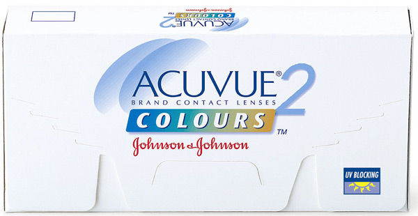 Линзы ACUVUE 2 COLOURS Enhancers 6 шт