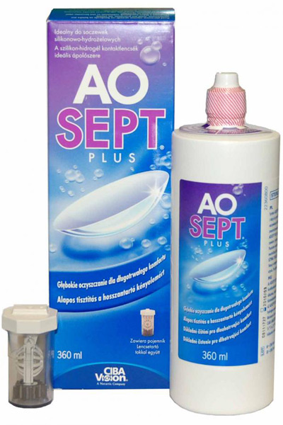 Aosept Plus 360 мл