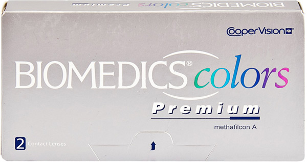 Линзы Biomedics Colors Premium 2 шт.