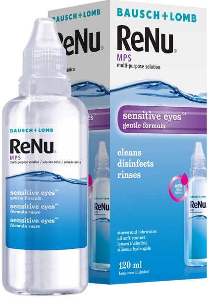 ReNu Multi-Purpose Solution 120 ml (ReNu MPS)