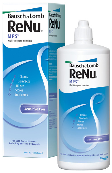 ReNu Multi-Purpose Solution 360 мл (ReNu MPS)