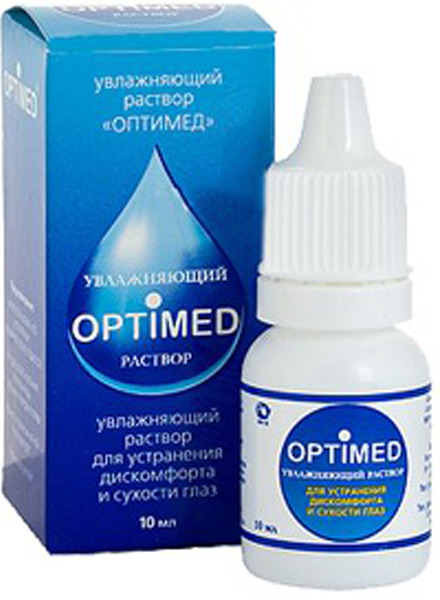 Капли Optimed Drops 10 ml