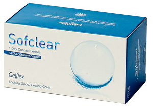 Линзы Sofclear One Day 12 шт.